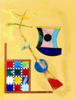 WWSt, Farbfelder aus Glas