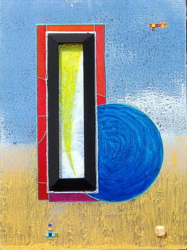 WWSt, Lichtfang, Abstraktes, Bauhaus, Abstrakter Expressionismus