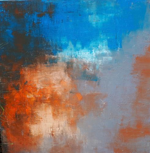 Ludwig Baumeister, OT, Abstraktes, Abstrakte Kunst