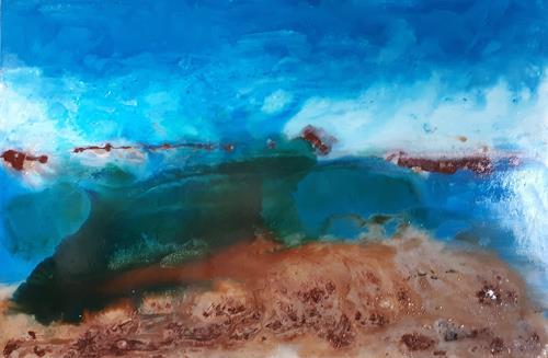 Ludwig Baumeister, Inseln der Balearen, Abstraktes, Abstrakte Kunst
