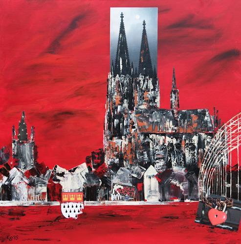 Claudia Beck, Kölner Dom, Diverse Bauten, Informel