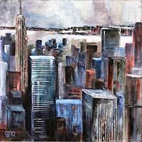 Claudia-Beck-Bauten-Hochhaus-Moderne-Abstrakte-Kunst