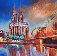 Claudia-Beck-Bauten-Kirchen-Architektur-Moderne-expressiver-Realismus