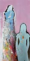 M. Obernauer, Blue Woman
