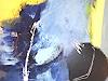 Margret Obernauer, O/T, Abstraktes, Informel