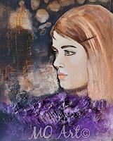 Margret-Obernauer-Menschen-Menschen-Frau-Moderne-Andere-Neue-Figurative-Malerei