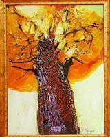Margret-Obernauer-Pflanzen-Baeume-Natur-Moderne-expressiver-Realismus