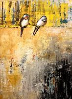 Margret-Obernauer-Tiere-Natur-Moderne-Abstrakte-Kunst