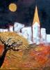 Margret Obernauer, der goldene Kirchturm