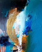 Margret-Obernauer-Abstraktes-Moderne-Abstrakte-Kunst-Informel
