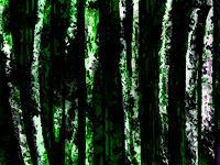 Keep-Magic-Landschaft-Abstraktes-Moderne-Abstrakte-Kunst