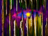 Keep-Magic-Landschaft-Berge-Abstraktes-Moderne-Abstrakte-Kunst