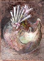 Susanne-Thaesler-Skurril-Tiere-Wasser-Moderne-expressiver-Realismus