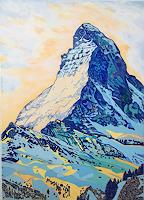 Madeleine Schertenleib, Matterhorn