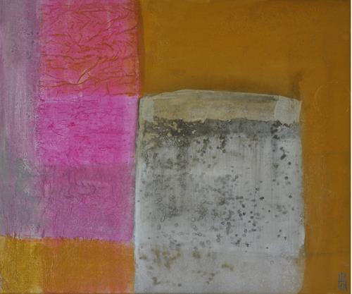 Regina Hermann, Pink, Abstraktes, Abstrakte Kunst