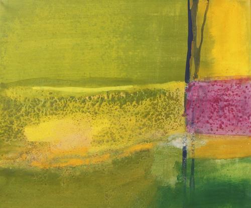 Regina Hermann, Frühling / Spring, Abstraktes, Abstrakte Kunst