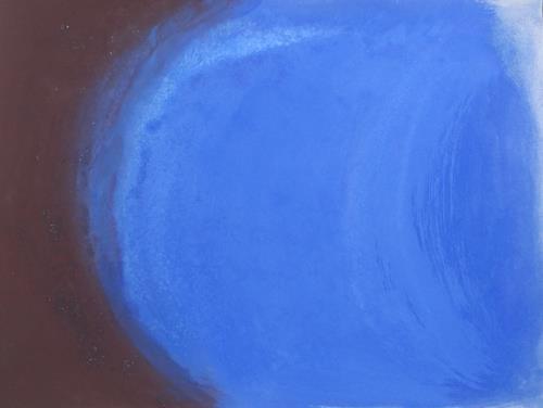 Regina Hermann, Entschleunigung 1, Abstraktes, Abstrakte Kunst