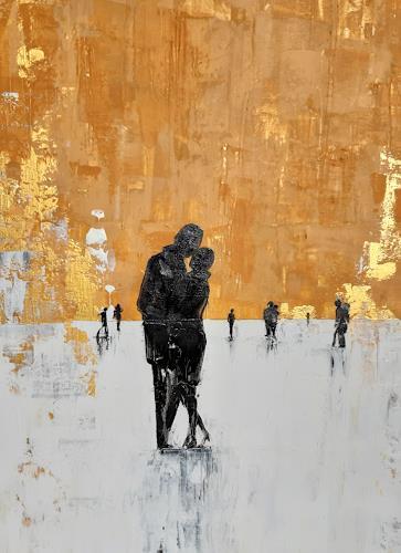 Nora Block, Rendezvous, Menschen: Paare, Gefühle, Moderne, Expressionismus