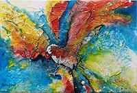 Nora-Block-Mythologie-Abstraktes-Moderne-Abstrakte-Kunst