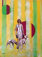 Nora-Block-Tiere-Menschen-Moderne-Konzeptkunst