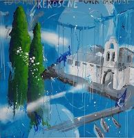 Anett-Hoffmann-Landschaft-See-Meer-Architektur-Gegenwartskunst-Gegenwartskunst