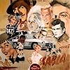 JoAchim Nowak, Sehnsucht heile Welt-8, Menschen: Porträt, Pop-Art