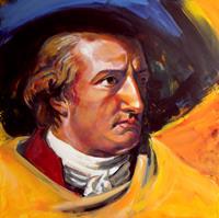 JoAchim Nowak, Goethe
