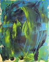 Claudia-Caseri-Abstraktes-Abstraktes-Moderne-Expressionismus-Abstrakter-Expressionismus