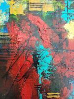 Jutta-Mahnke-Abstraktes-Moderne-Expressionismus-Abstrakter-Expressionismus