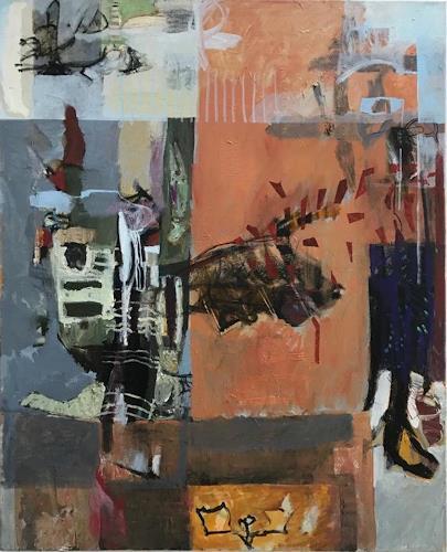 Engelbert Engel, Wrack, Abstraktes, Abstrakte Kunst