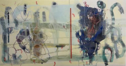 Engelbert Engel, Boulongne-sur-Mer, Abstraktes, Abstrakte Kunst, Expressionismus