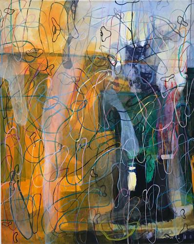 Engelbert Engel, O/T, Abstraktes, Abstrakte Kunst