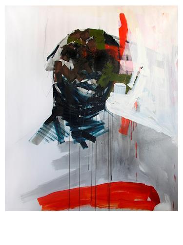 Francisco Núñez, Guantanamera, Menschen, Abstraktes, Abstrakte Kunst