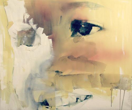 Francisco Núñez, Ela, Abstraktes, Menschen: Modelle, Abstrakte Kunst