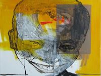 Francisco-Nunez-1-Abstraktes-Menschen-Portraet-Moderne-Abstrakte-Kunst-Action-Painting