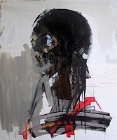 Francisco-Nunez-1-Abstraktes-Menschen-Moderne-Expressionismus