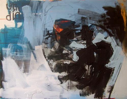 Francisco Núñez, Son House, Abstraktes, Menschen, Expressionismus