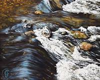 Sabine-Geddert-Natur-Wasser-Fantasie-Moderne-Avantgarde-Surrealismus