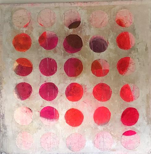 Nicole Diener, O/T, Abstraktes, Art Déco, Expressionismus