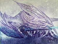 Alla Alevtina Volkova, Game of Thrones Dragon Daenerys Targaryen - Vizeron