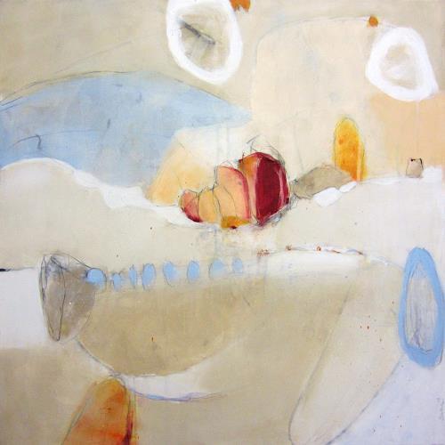 Susann Kasten-Jerke, FreiSchweben, Abstraktes, Fantasie, Abstrakte Kunst