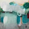 Susann Kasten-Jerke, So ziehen sie EndLos, Abstraktes, Fantasie, Abstrakte Kunst