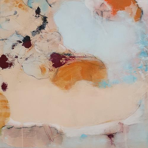 Susann Kasten-Jerke, ... it was so beautiful!, Abstraktes, Fantasie, Abstrakte Kunst, Expressionismus