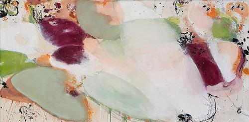 Susann Kasten-Jerke, free&brave, Abstraktes, Gefühle, Abstrakte Kunst