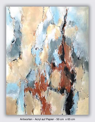 Rita Simon-Reinecke, Antworten, Abstraktes, Abstrakte Kunst