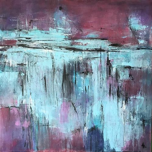 Rita Simon-Reinecke, Sichtweisen, Abstraktes, Abstrakte Kunst