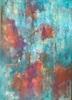 Rita Simon-Reinecke, Sommerblumen, Abstraktes, Abstrakte Kunst