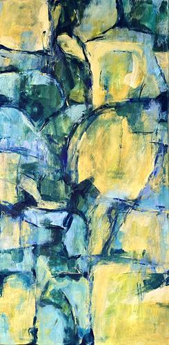 Rita Simon-Reinecke, Botanik, Abstraktes, Abstrakte Kunst