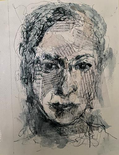 Rita Simon-Reinecke, Akzeptanz, Menschen: Frau, Menschen, Abstrakte Kunst