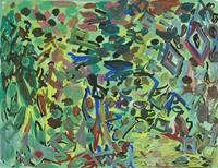 Yuriy-Samsonov-Landschaft-Gefuehle-Moderne-Expressionismus-Abstrakter-Expressionismus